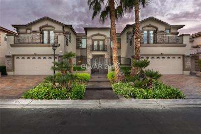 Las Vegas Single Family Home For Sale: 10131 Arkell Court