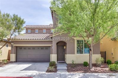 Las Vegas NV Single Family Home For Sale: $284,000