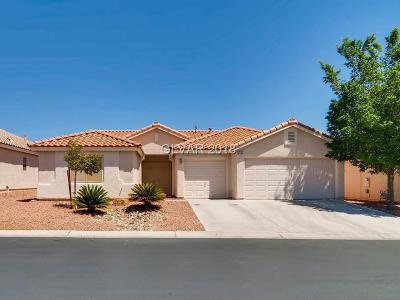 Las Vegas NV Single Family Home Contingent Offer: $350,000