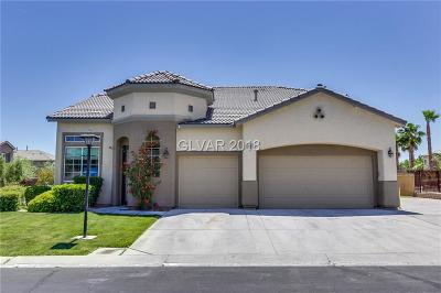 Las Vegas NV Single Family Home For Sale: $466,000