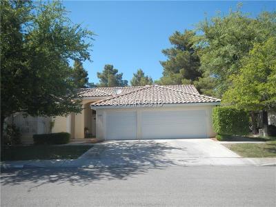 North Las Vegas Single Family Home For Sale: 1328 Dover Glen Drive