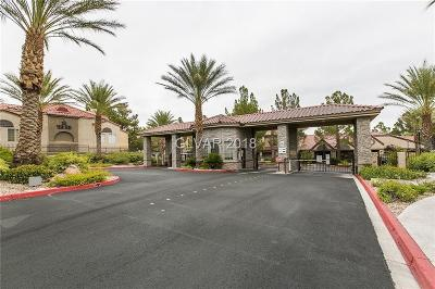 Condo/Townhouse Sold: 2200 Fort Apache Road #2245