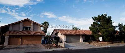 Henderson Single Family Home For Sale: 1830 Nuevo Road