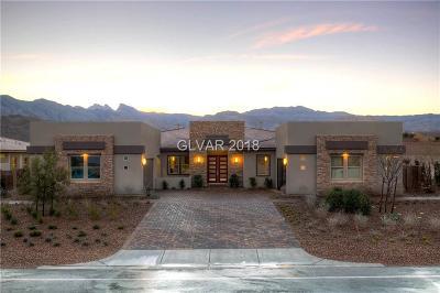 Las Vegas NV Single Family Home For Sale: $832,198