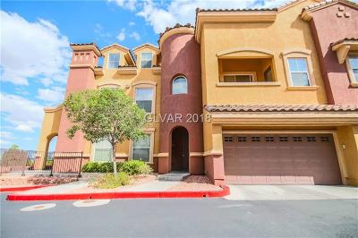 Condo/Townhouse Contingent Offer: 3975 Hualapai Way #207