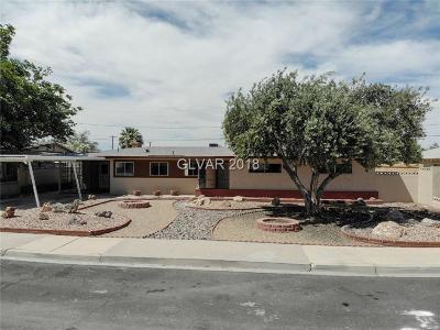 Las Vegas  Single Family Home For Sale: 1337 St Jude Circle