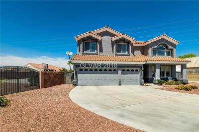 Clark County Single Family Home Contingent Offer: 326 Vanmulligan Avenue