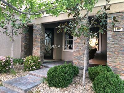 Single Family Home For Sale: 1401 Saintsbury Drive