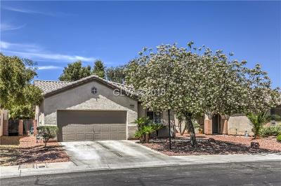 Las Vegas Single Family Home Contingent Offer: 5958 Terra Grande Avenue