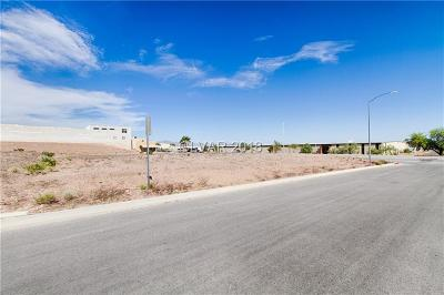 Boulder City Residential Lots & Land For Sale: 801 Industrial Court