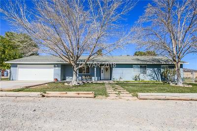 Las Vegas Single Family Home For Sale: 6015 Moonlight Drive