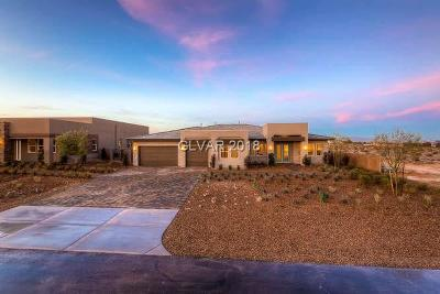 Las Vegas Single Family Home For Sale: 8166 Ford Avenue #Lot #4