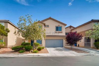 Las Vegas Single Family Home Contingent Offer: 5053 Tunnel Falls Drive