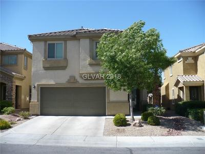Las Vegas Single Family Home Contingent Offer: 192 Broken Putter Way