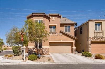 Las Vegas Single Family Home For Sale: 8048 Carr Valley Street