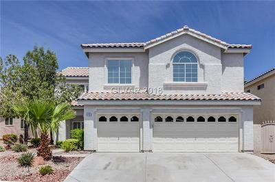 Las Vegas NV Single Family Home Under Contract - No Show: $467,000