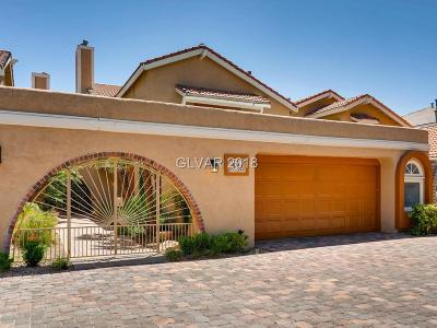 Single Family Home For Sale: 3044 Bel Air Drive