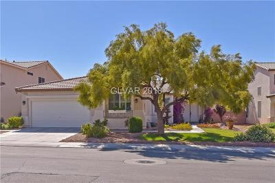 North Las Vegas Single Family Home Contingent Offer: 6520 Bright Morning Street