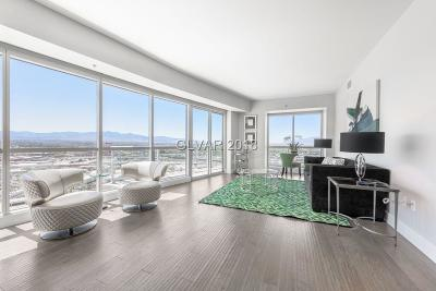 Sky Las Vegas High Rise Under Contract - No Show: 2700 Las Vegas Boulevard #2502