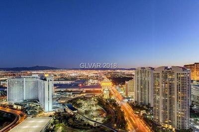 Las Vegas High Rise For Sale: 222 Karen Avenue #4305
