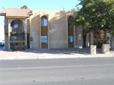 Las Vegas Multi Family Home For Sale: 3689 Van Dyke Avenue