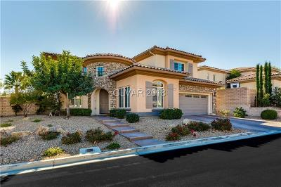 Single Family Home Contingent Offer: 12105 El Portico Court