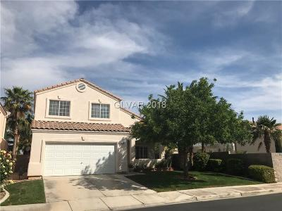 Henderson NV Single Family Home For Sale: $315,000
