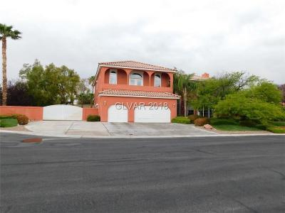 Clark County Single Family Home For Sale: 1463 Danyelle Court