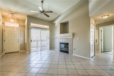 Henderson NV Condo/Townhouse For Sale: $218,000