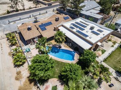 Las Vegas Single Family Home For Sale: 8645 Placid Street