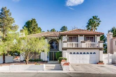 Single Family Home For Sale: 9305 Angelfish Drive