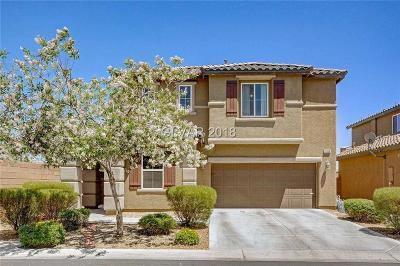 Single Family Home Contingent Offer: 10208 Montes Vascos Drive