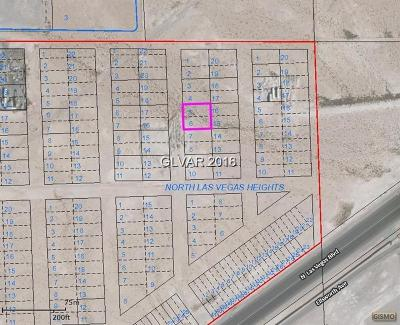 North Las Vegas Residential Lots & Land For Sale: Searchlight