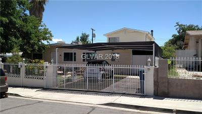 Henderson, Las Vegas Single Family Home For Sale: 3109 Piedmont Avenue