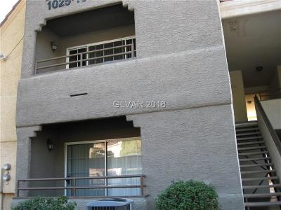 Condo/Townhouse Contingent Offer: 2200 South Fort Apache Road #1031