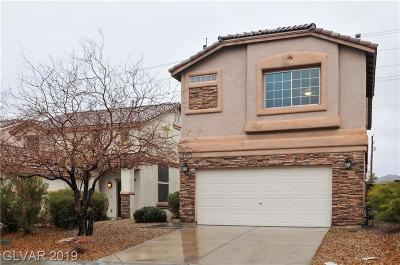 Henderson NV Single Family Home For Sale: $288,000