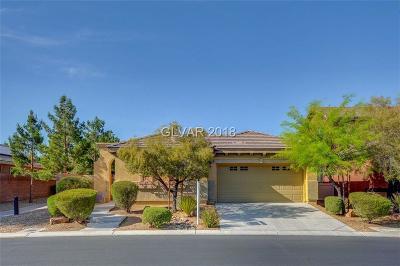 North Las Vegas Single Family Home For Sale: 3604 Morgan Springs Avenue
