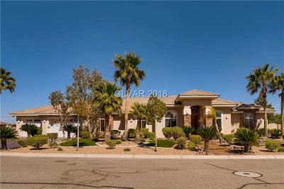 Las Vegas Single Family Home For Sale: 8860 West Fisher Avenue