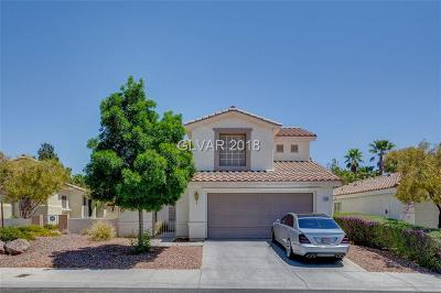 Las Vegas NV Single Family Home For Sale: $280,000