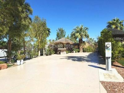 Las Vegas Residential Lots & Land For Sale: 8175 Arville Street #395
