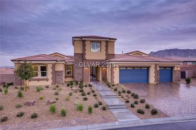 Las Vegas NV Single Family Home For Sale: $842,615
