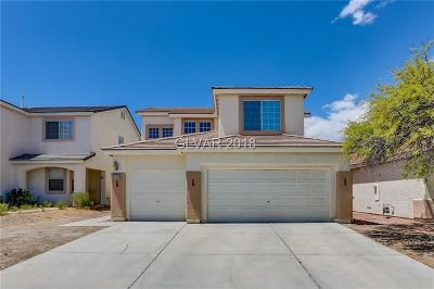 Las Vegas NV Single Family Home For Sale: $334,000