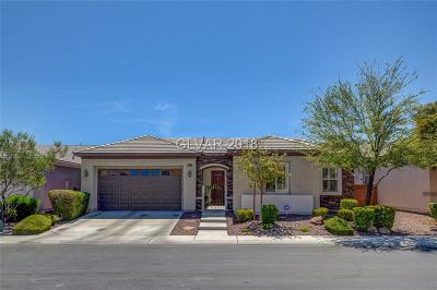 North Las Vegas Single Family Home For Sale: 6886 Barred Dove Lane