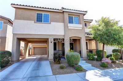 North Las Vegas Single Family Home Contingent Offer: 6040 Paddleboat Street