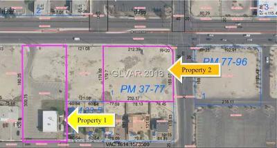 Las Vegas Residential Lots & Land For Sale: West Owens Avenue