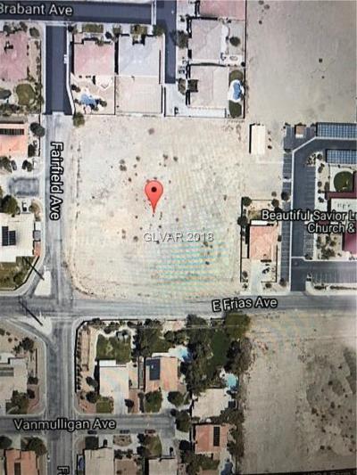 Las Vegas Residential Lots & Land For Sale