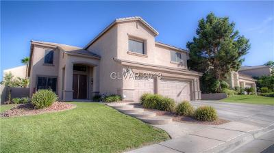 Henderson Single Family Home For Sale: 1769 Quiver Point Avenue