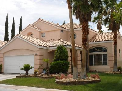 Las Vegas  Single Family Home For Sale: 2349 Sterling Heights Drive