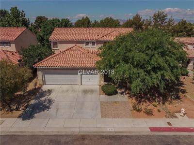 North Las Vegas Single Family Home For Sale: 6125 Starpoint Road