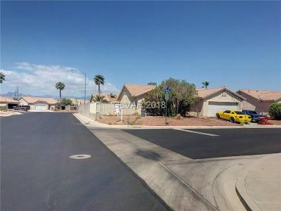 North Las Vegas Single Family Home For Sale: 5215 Don Alberto Court